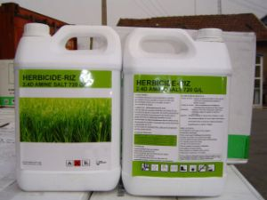 High Effective Herbicide 2, 4-D Amine Salt (720g/L) pictures & photos