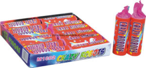 Crazy Robots Novelties Fireworks