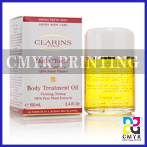 Body Treatment Oil Packaging Box pictures & photos