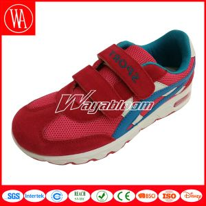 Summer Breathable Mesh Kids Sports Shoes pictures & photos