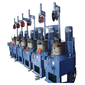 China Manufactrure Wire Drawing Machine/ Wire Machine to Draw The Wire with SGS (TYF-001) pictures & photos
