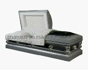 US Style 18 Ga Steel Casket 1851055 pictures & photos