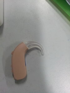 Siemens Lotus 12p Hearing Aid for Severe to Profound Hearing Loss pictures & photos