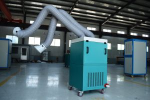 Auto Cleaning Welding Fume Collector for Soldering Position pictures & photos