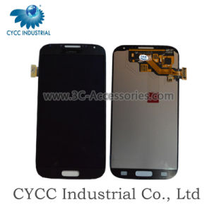 Mobile Phone LCD with Touch Screen Digitizer Assembly for Samusng S4 I9500