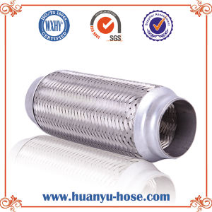 Flexible Exhaust Pipe with Inner Braid pictures & photos