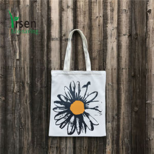 Fashion High Quality Offset Printing Canvas Hand Bag pictures & photos