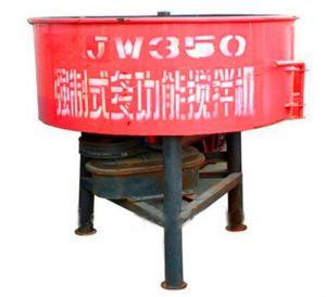 Zcjk Jw350 Concrete Block Machine Mixer pictures & photos