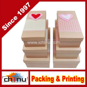 Paper Gift Box with OEM Custom and in Stock (110385) pictures & photos