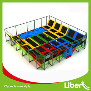 Liben Brand Indoor Large China Indoor Trampoline Area pictures & photos