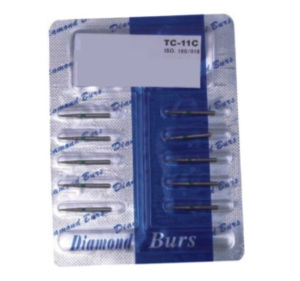 Dental Use High Speed Diamond Burs Dental Diamond Burs Highspeed Burs Dental Burs Diamond Dental Burs