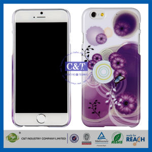 Fashion Flowers Design Hard Case for iPhone 6 pictures & photos