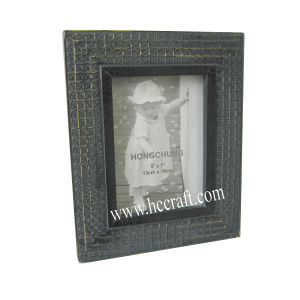 Gesso / Compo Wooden Photo Frame for Decoration pictures & photos