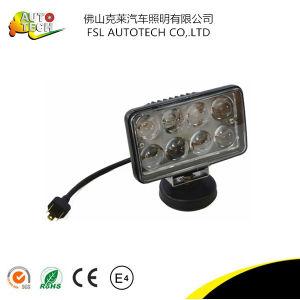 4inch 24W 3D Auto Part Spot LED Light for Car Vehicles pictures & photos