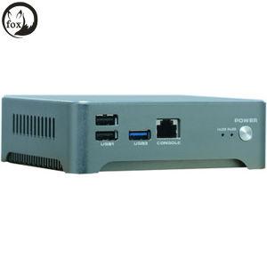 New J1900 Quad-Core 4 Ethernet Ports Firewall Mini Server, Router pictures & photos