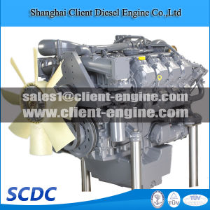 Good Quality Deutz Diesel Engine and Related Parts (Tcd2015V08) pictures & photos