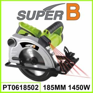 185mm 1450W Mini Circlular Saw, Circular Saw Blade (PT0618502)