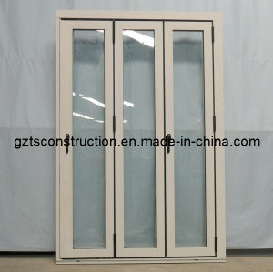 Thermal Break Aluminum Bi Fold Window with AS/NZS2208 pictures & photos