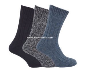 Men′s Boot Socks pictures & photos