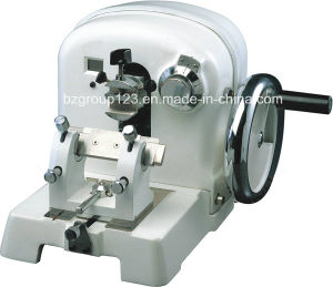 Economic Hospital Rotary Manual Microtome pictures & photos