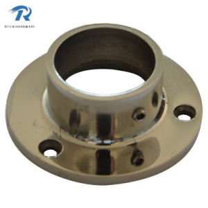 Stainless Steel Base Plate for Handrail (RSHF016)