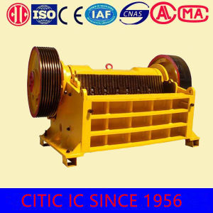 Hydraulic Jaw Crusher pictures & photos