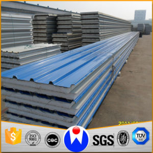 2015 New Disign Insulation Durable Aluminum Building Material Steel Structure pictures & photos