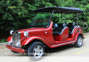 6 Seats Electric Classic Vehicle (LDG-LY6C) pictures & photos