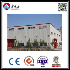 Prefab Steel Structure Warehouse (ZY158) pictures & photos