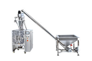 Automatic Powder Packing Machine Production Line for Food and Pharmaceutical pictures & photos