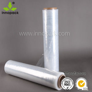Clear LLDPE Pallet Wrap Stretch Film Plastic Film pictures & photos