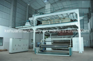2.4m SMMS Production Line for PP Spun Bond Non Woven Machine pictures & photos