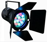 LED Stage Effect Light /PAR Lamp/Stage Lamp (PAR 36, 12W/36W) pictures & photos