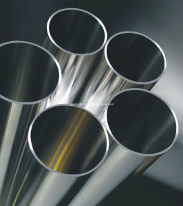 High Quality ASTM B337 Gr1 Titanium Seamless Tube pictures & photos