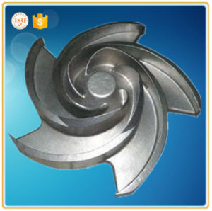 OEM Stainless Steel Investment Casting Impeller pictures & photos