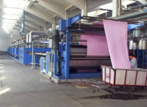 OEM Factory Heat-Setting Stenter Machine for Textile Finishing pictures & photos