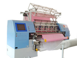 High Speed Computerized Shuttle Quilting Machine for Quilt Production (YXS-94-3C) pictures & photos