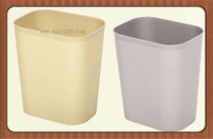 Australia Competitive Price Customized Plastic Rubbish Can for Office Manufacturer