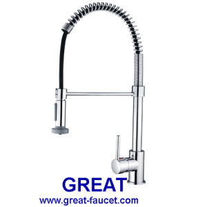 Hot Selling Spring Kitchen Faucet pictures & photos