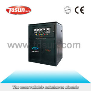 SBW Three-Phase Full-Automatic Compensated Voltage Stabilizer pictures & photos