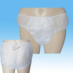Disposable SPA Massage Underwear, Travel Disposable Underwear pictures & photos
