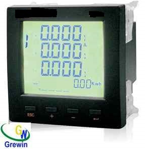 Three Phase Flexible Function Power Meter pictures & photos