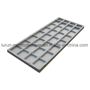 2017 En124 Cable FRP Manhole Cover with Frame pictures & photos