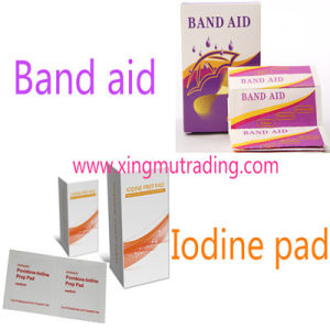 Band Aid and Iodine Pad----Good Helper (XMTEP031)