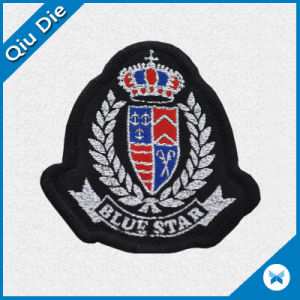 Wholesale Embroidered Badge for Police Garment pictures & photos