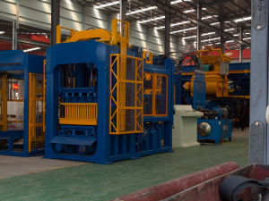 Qty10-15 Brick Making Machine|Red Brick and Concrete Stone Machine|Raod Block Making Machine Qt10-15 Dongyue pictures & photos