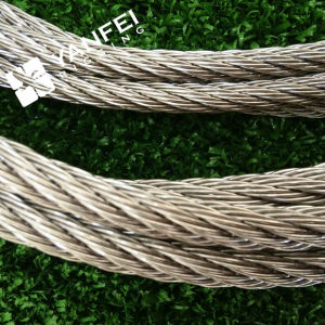 AISI304/316 Stainless Steel Wire Rope pictures & photos