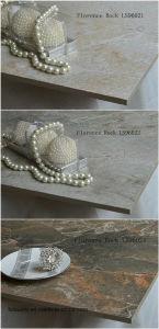 Glazed Porcelain Ceramic Stone Wall Floor Tile 900X600mm LS96021