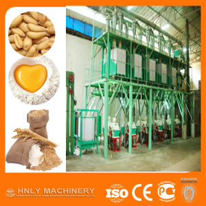 Turnkey Project Automatic 50t/D Grading Flour Mill Plant pictures & photos