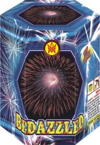 Bedazzled (KL1019) Cake Fireworks